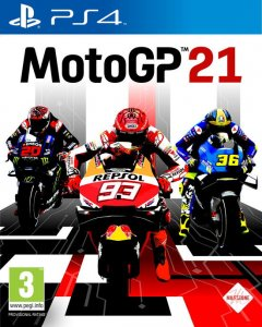 MotoGP 21 per PlayStation 4