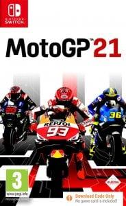 MotoGP 21 per Nintendo Switch