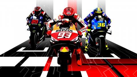 MotoGP 21, the tried