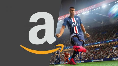 Amazon, offers and discounts on video games and computer science of 20/3/2021