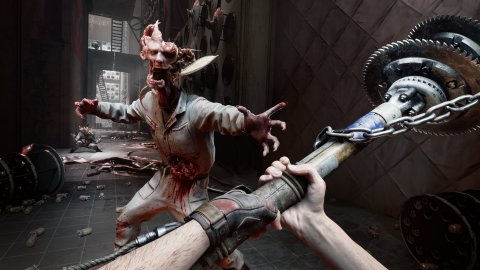 Atomic Heart: 22-minute gameplay video, lots of action for the expected FPS
