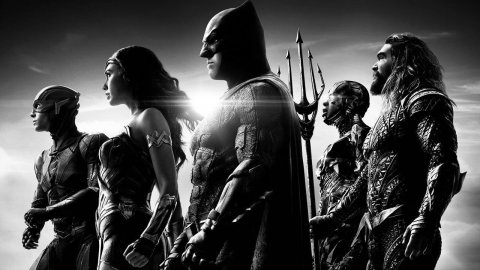 Justice League: Justice is Gray, Snyder will release a third version
