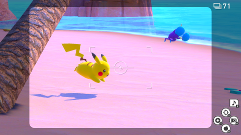 New Pokémon Snap: story of a spin-off