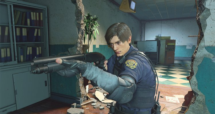 Resident Evil Re:Verse: open beta interr …