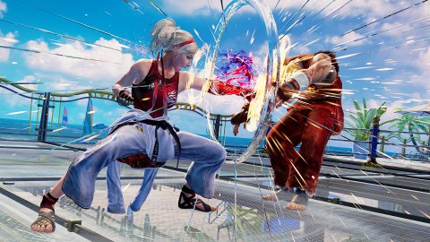 Tekken 7: Lidia Sobieski, a prime minister with whom there is no need to joke