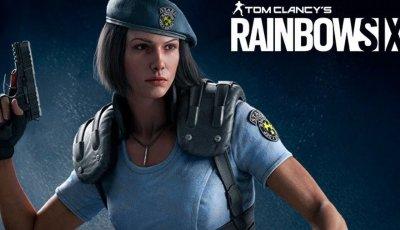 Rainbow Six Siege: Jill Valentine di Resident Evil disponibile come skin di Zofia