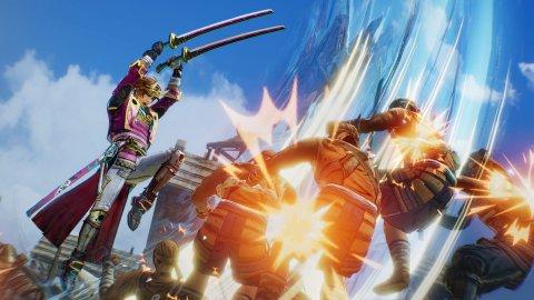 Samurai Warriors 5: demo available