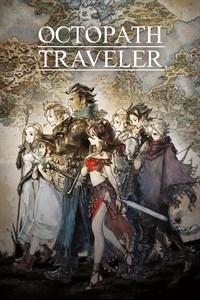 Octopath Traveler per Xbox One
