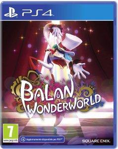 Balan Wonderworld per PlayStation 4