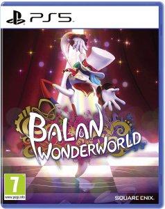 Balan Wonderworld per PlayStation 5
