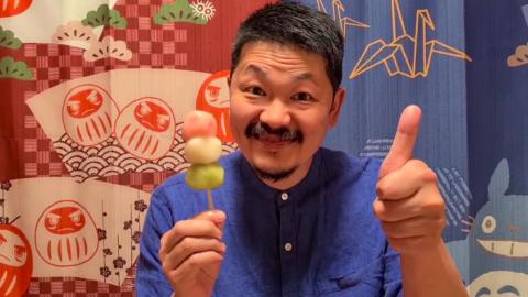 Monster Hunter Rise: Chef Hiro creates Dango inspired by the Nintendo Switch game