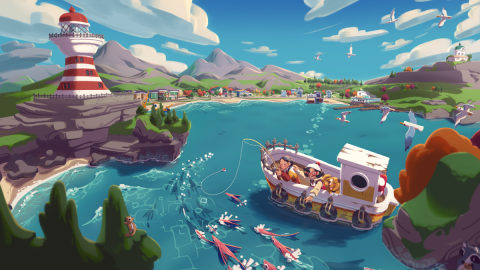 Moonglow Bay: release date, will be on Xbox Game Pass at D1