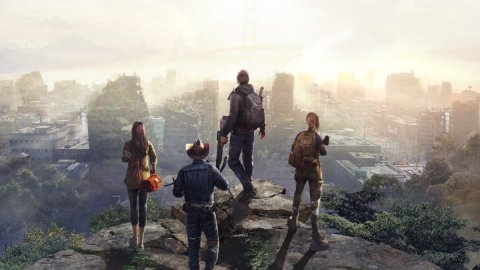 Undawn announced by Tencent, is a new open world and survival RPG shooter