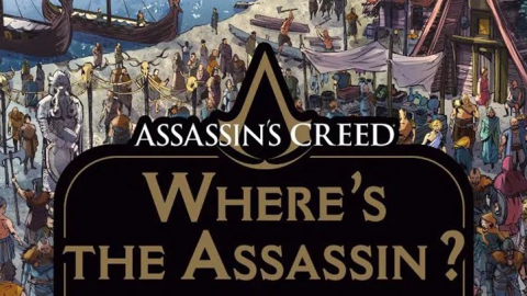 Assassin's Creed: Where's Wally? arriving