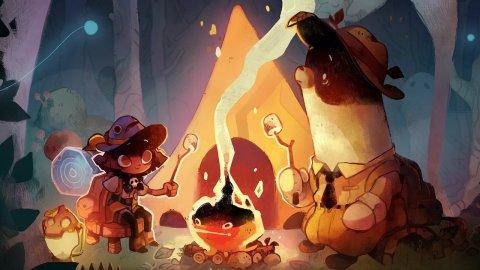 Cozy Grove, la recensione dell'alternativa ad Animal Crossing