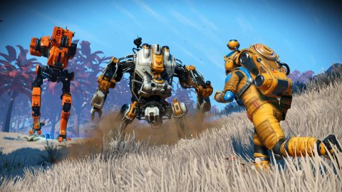 No Man's Sky: Expeditions, update available with new seasonal missions