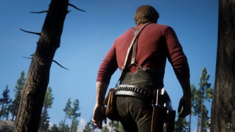 Red Dead Redemption 2: The Lumberjack - Tales from the Frontier