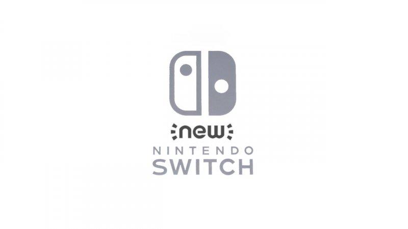 Nuevo logo de Nintendo Switch.