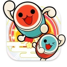 Taiko no Tatsujin: Pop Tap Beat per iPhone