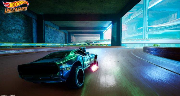 Hot Wheels Unleashed: trailer di gamepla …