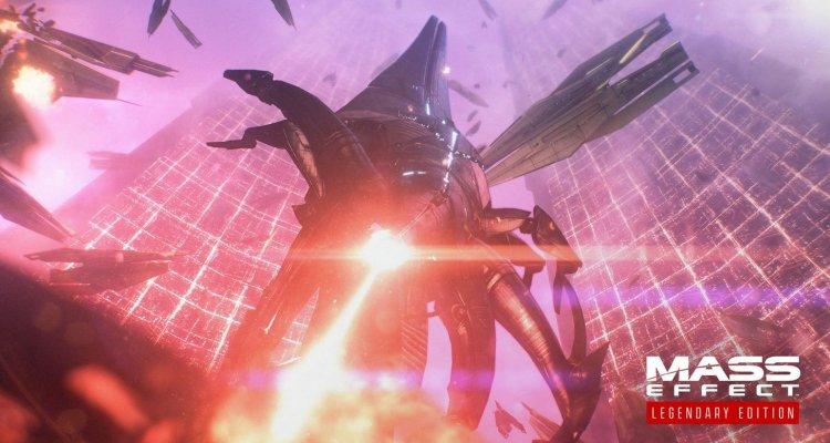 Mass Effect Legendary Edition: Bioware h …