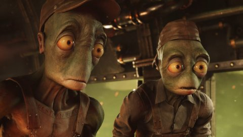Oddworld Soulstorm: update 1.08 introduces news and fixes bugs, details