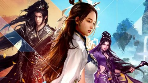 Swords of Legends Online: the famous Chinese MMORPG arrives in the West, new trailer