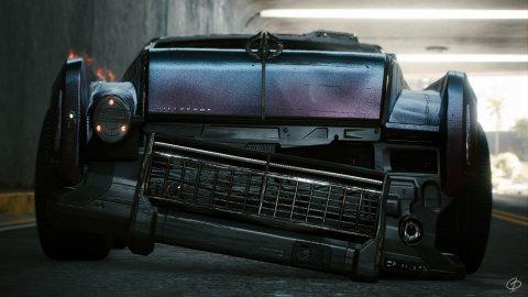 Cyberpunk 2077: Faith in Love - Tales from Night City