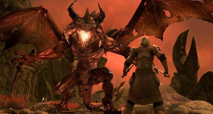The Elder Scrolls Online: disponibili le …