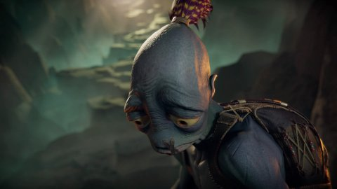 Oddworld: Soulstorm, frame rate problems on PS4 and 30 fps on PC: the analysis of DF