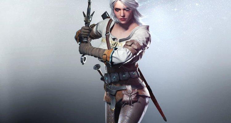 The Witcher 3: il cosplay di Ciri di Lik …