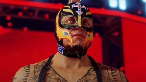 WWE 2K22 announced at Wrestlemania 37, trailer starring Rey Mysterio