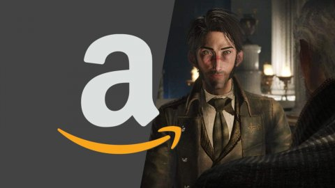 Amazon, offers and discounts on video games and computer science of 12/4/2021