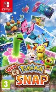 New Pokémon Snap per Nintendo Switch