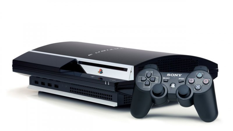 Sony PlayStation 3, o primeiro modelo de 60 GB