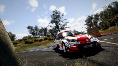 WRC 10 available, launch trailer for the new rally game