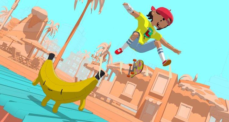 OlliOlli World, trailer del Nintendo Dir …