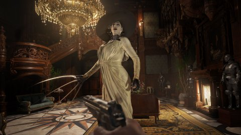 Resident Evil Village: in video the PS5 demo played in Italian