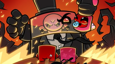 PlayStation Store: Super Meat Boy Forever and Hitchhiker