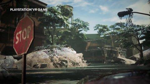 Wanderer, teaser trailer for PS VR of Sony's new adventure