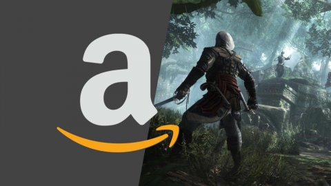 Amazon, offers and discounts on video games and computer science of 17/4/2021