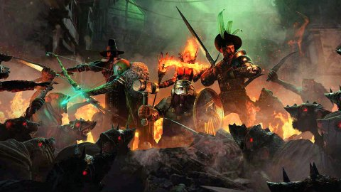 Warhammer: Vermintide 2 - Chaos Wastes tested on PC