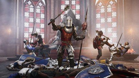 Chivalry 2, launch trailer for Torn Banner Studios' medieval slasher