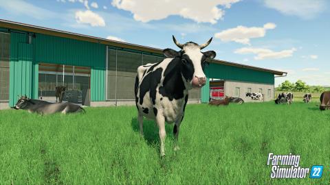 Farming Simulator 22 will be at FarmCon 21, Giants Software confirms