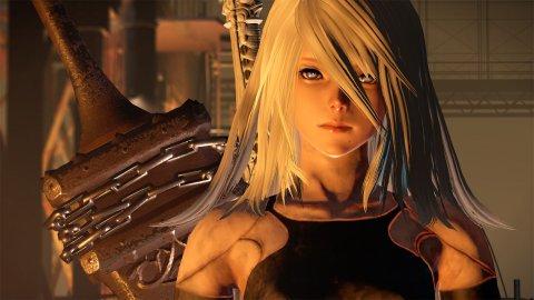 Nier: Automata, Mira Ladovira's A2 cosplay seems unreal
