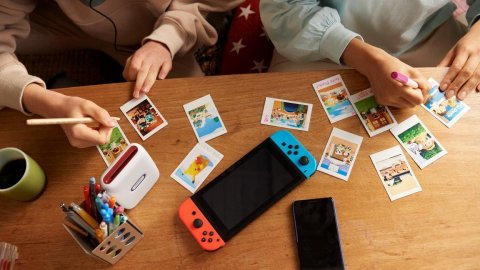 Nintendo Switch and Instax Mini Link: a printer for New Pokémon Snap photos