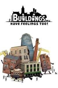 Buildings Have Feelings Too! per Xbox One