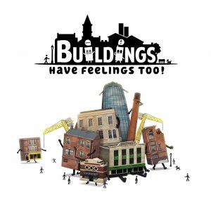 Buildings Have Feelings Too! per PlayStation 4