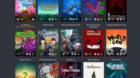 Humble Bundle limits the amount of money that can be donated to publishers