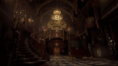 Resident Evil Village, the Maiden and Castello demo compared
